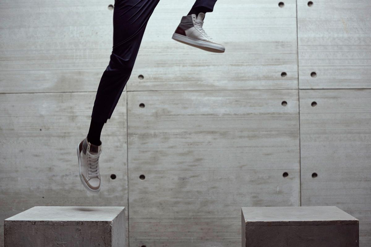 Rubirosa High Top Sneakers