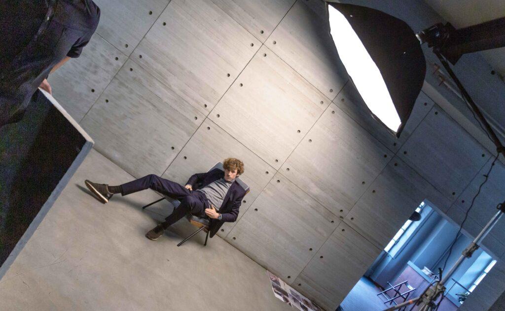 Rubirosa Photo Shoot Milano 1