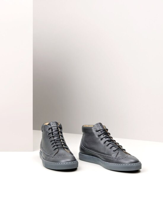 Odile High Grey