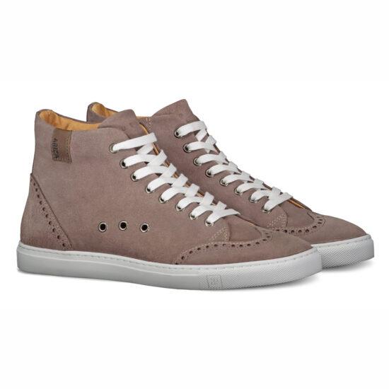 Ariza Taupe Sneakers
