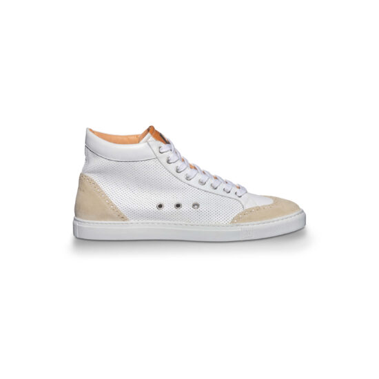 White Sneakers High top