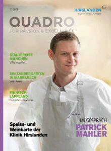 Quadro Magazin